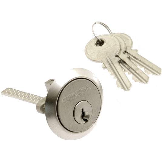 Lock-Shop Staartcilinder 02500